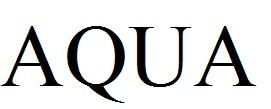 AQUA 商标公告