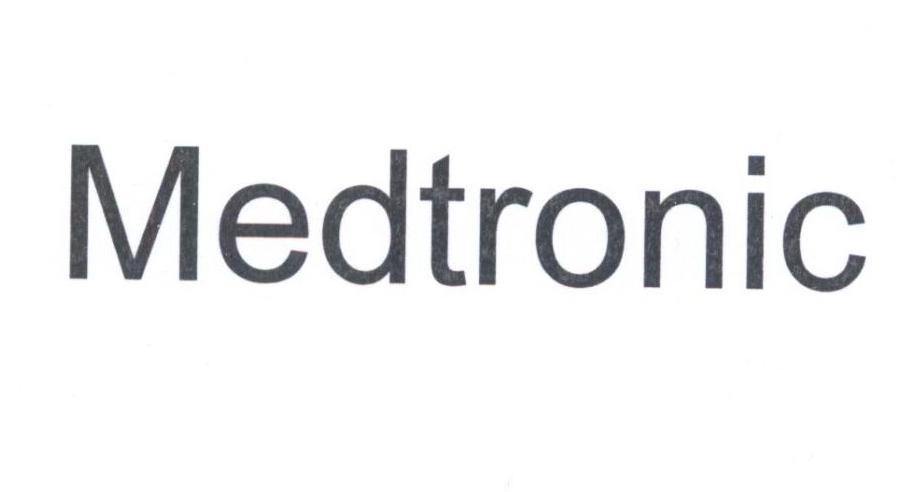 MEDTRONIC 商标公告