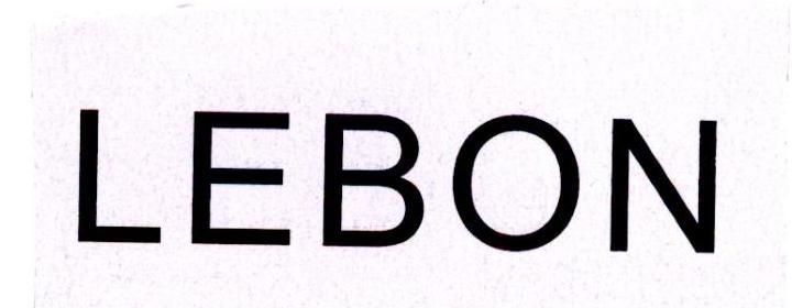 LEBON 商标公告